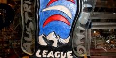 Die begehrte Liga-Trophäe