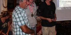 Gewinnerin Damen Wertung 2013: Lisa Bauer (GER), Rang 2 und somit Staatsmeisterin Michaela Brandstätter