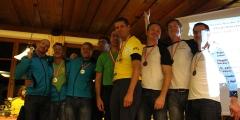 Siegerehrung XContest 2013 Mannschaft: vl.l.n.r.: 2. Ikarus Abtenau, 1. Transalpin Express, 3. OÖ FSV Bodenlos