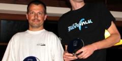 NC Klasse 2013: 3. Helmut Hofer, 2. Roland Lämmerer (nicht im Bild: 1. Michael Nussbaumer)