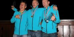 Ikarus Abtenau XC-Mannschaft