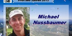 Pilot des Jahres 2013: Michael Nussbaumer