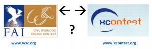 wxc vs xcontest