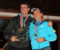 Gewinner XContest 2013 PG Overall: v.l.n.r.: 1. Johann Tockner, 3. Alois Resinger (nicht im Bild: 2. Bernhard Peßl)