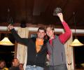 Gewinner Liga 2013 Austriacup Sportklasse: 2. Alex Lochner, 1. Stefan Brandlehner (nicht im Bild: 3. Michael Rieder)